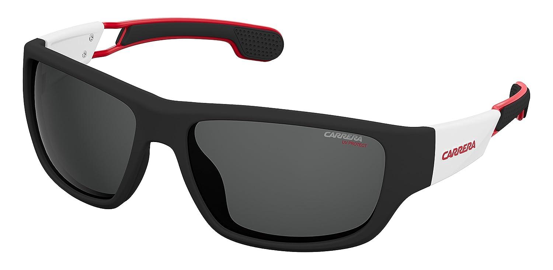 Carrera 4008/S, Gafas de Sol Unisex Adulto, Blanco (Mtblkwht ...