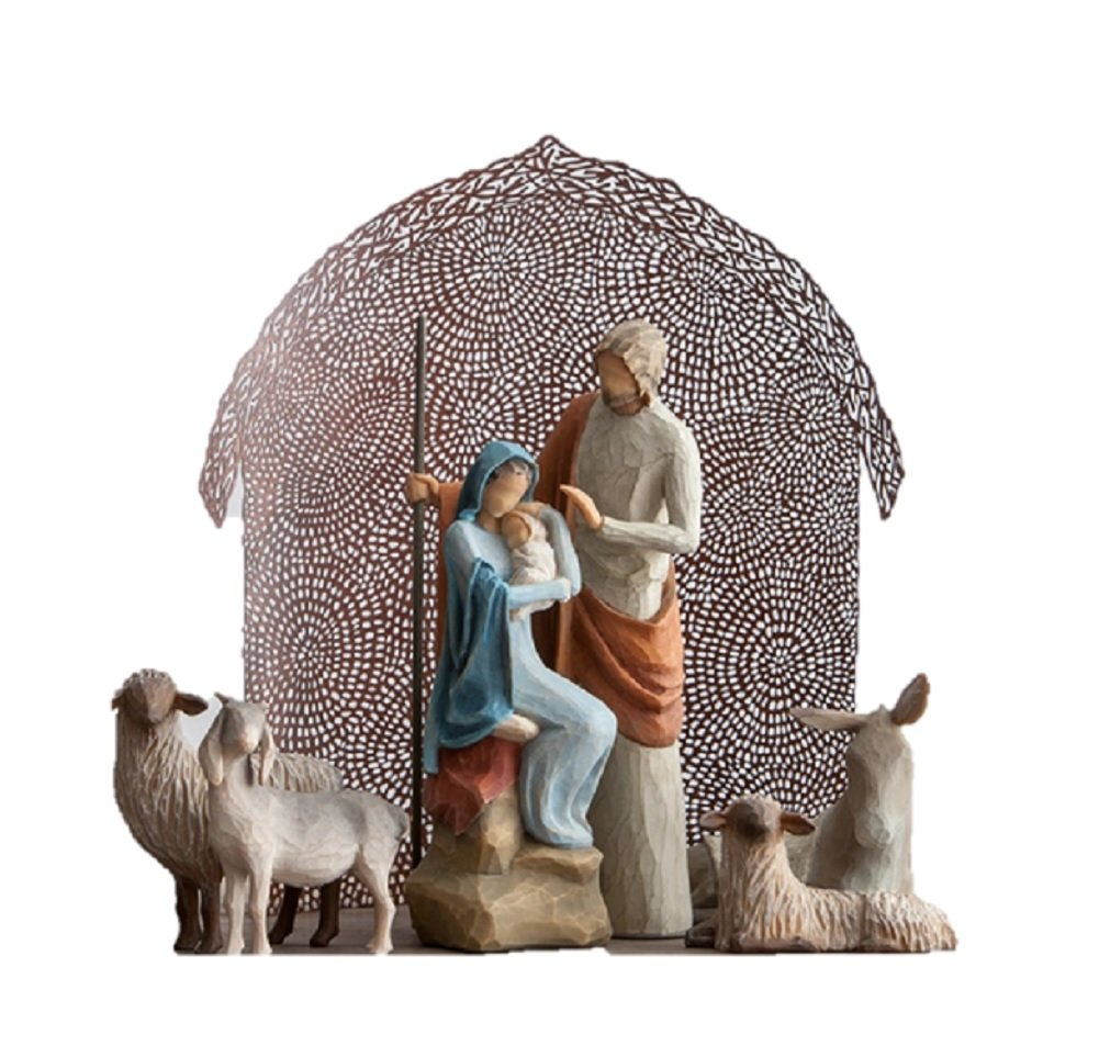Willow Tree The Holy Family Nativity Set by Willow Tree (Image #3)