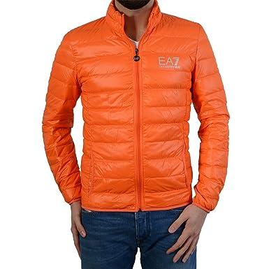 c8b5260476f EA7 Emporio Armani Doudoune Training Core 271076 CC240 07902 Red Orange   Amazon.co.uk  Clothing