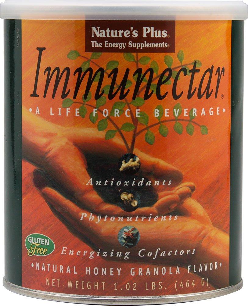 Nature s Plus Immunectar Natural Honey Granola — 1.02 lbs