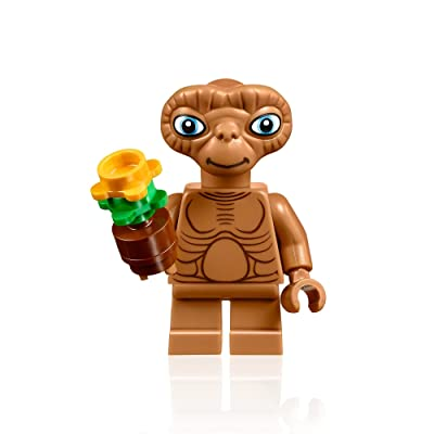 LEGO Dimensions MiniFigure - E.T. The Extra Terrestrial  (71258): Toys & Games