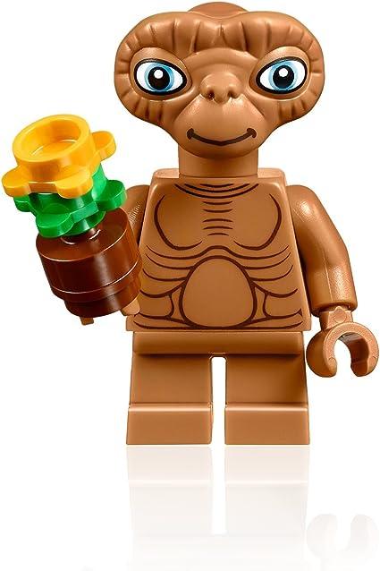 Amazon Com Lego Dimensions Minifigure E T The Extra Terrestrial 71258 Toys Games