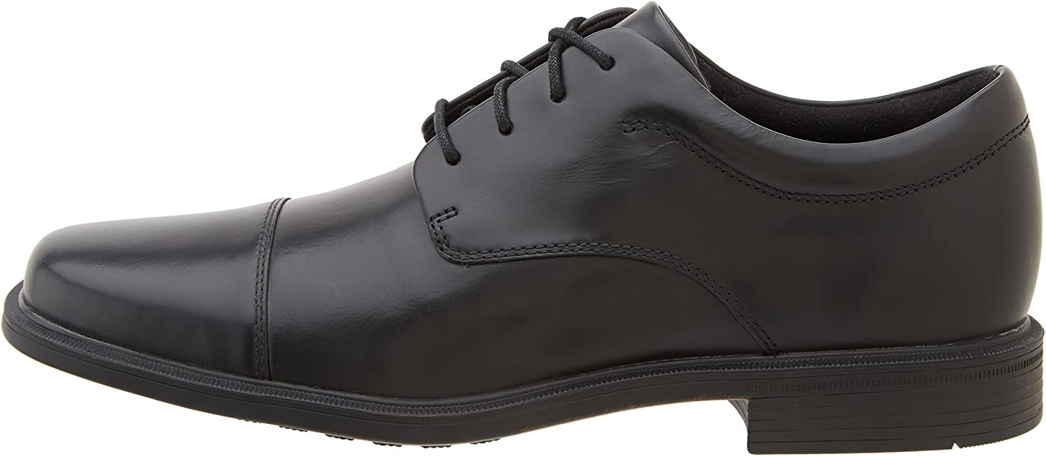 Rockport Mens Ellingwood Derby Shoe