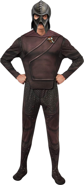 Disfraz de Klingon Star Trek deluxe para hombre: Amazon.es ...