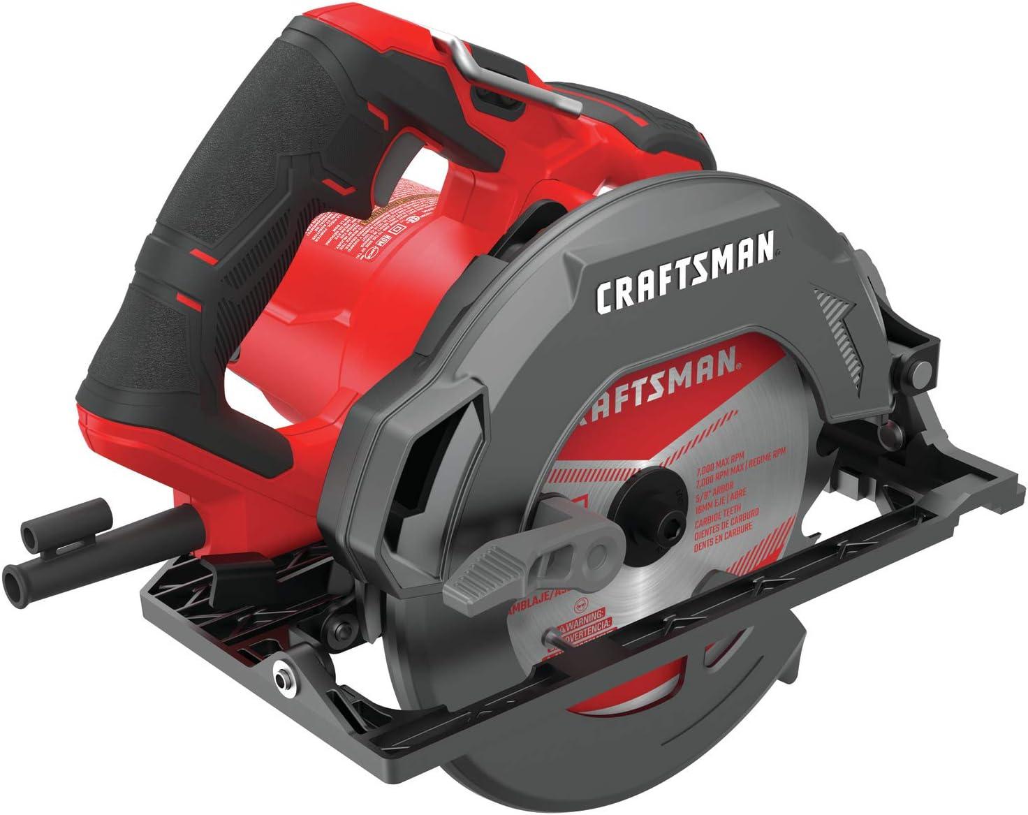 5. Craftsman CMES510 Circular Saw