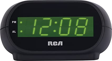 Amazon.com: Reloj despertador digital con luz nocturna ...