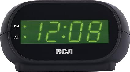 Amazon.com: Reloj despertador digital con luz nocturna ...