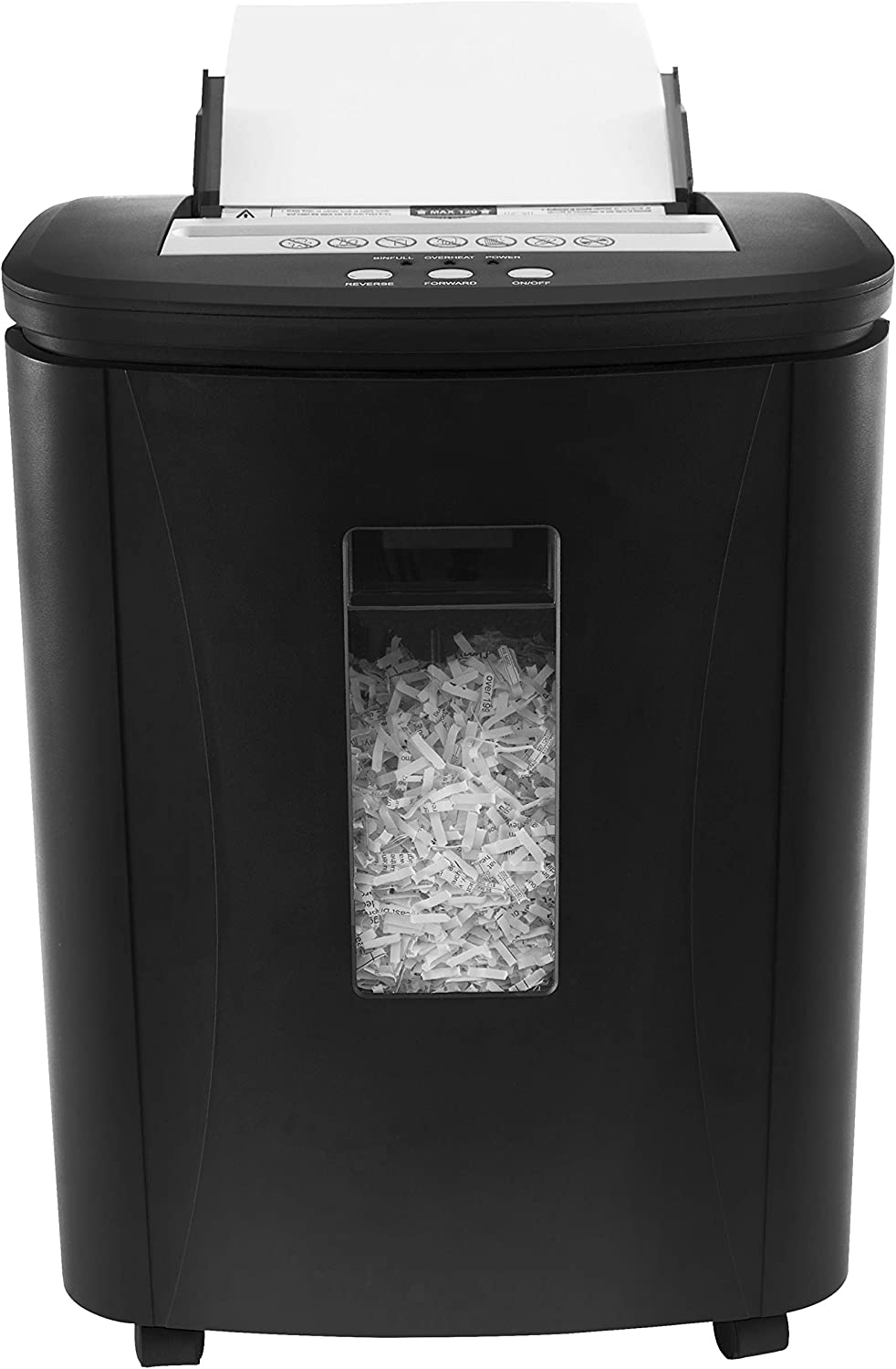 Royal Sovereign 120 Sheet Auto-Feed, Cross-Cut Shredder (RAF-25P)