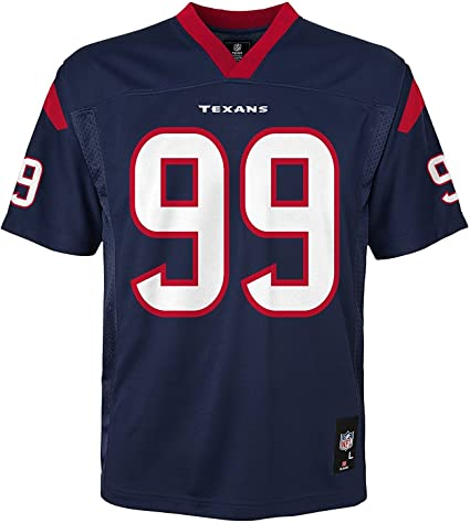 Amazon.com: Justin James Watt Houston Texans Navy NFL Youth 2016 ...