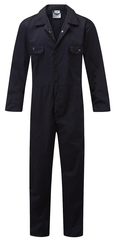 Castle Clothing 318 Workforce Boiler Suit, Navy Blue, Size Medium Castle Clothing Ltd