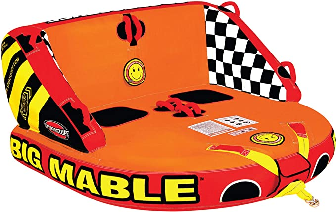Sportsstuff Big Mable | 1-2 Rider Towable Tube for Boating best towable raft