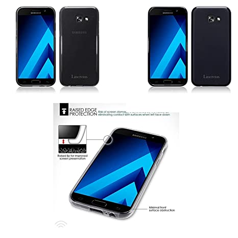 Lincivius Funda Samsung Galaxy A5 2017, Carcasa A5 2017 ...