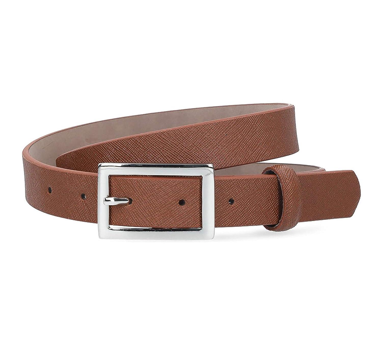 US Polo Assn. WomenŽs Belt Light Brown, tamaño:90-105: Amazon.es ...