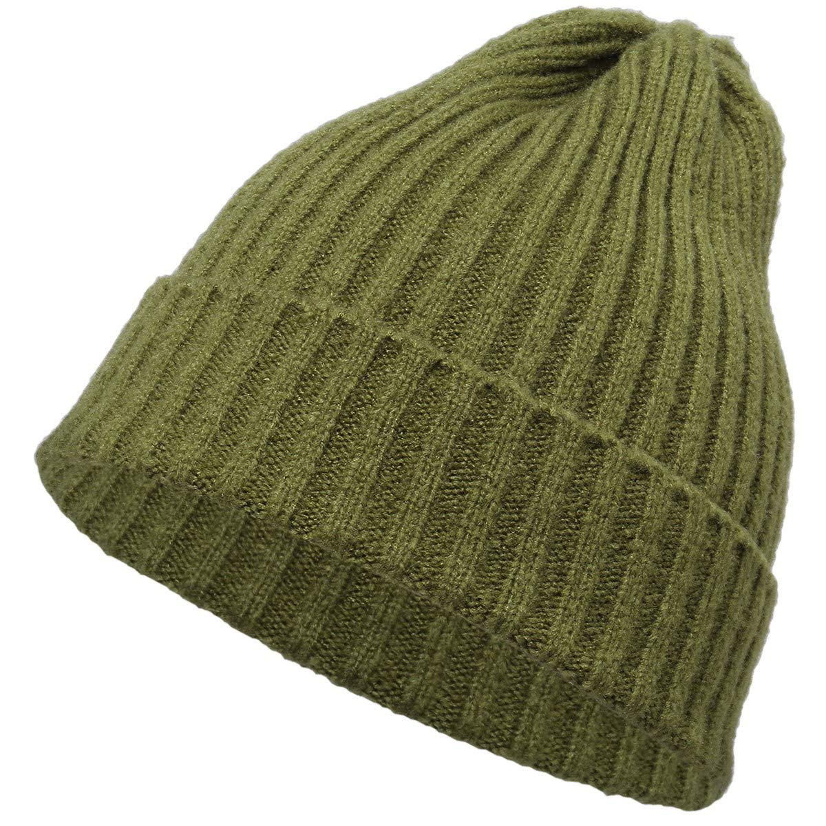 d60342c4275 Samtree Beanie Knit Hat Warm Winter Daily Slouchy Skull Beanies Cap for  Women Kids(Army Green) at Amazon Women s Clothing store