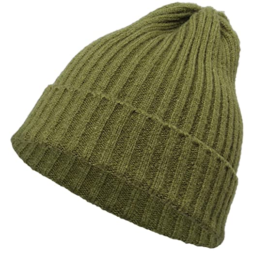 c6a0efdfac7 Samtree Beanie Knit Hat Warm Winter Daily Slouchy Skull Beanies Cap for  Women Kids(Army