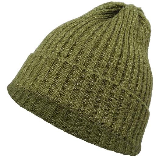 Samtree Beanie Knit Hat Warm Winter Daily Slouchy Skull Beanies Cap for  Women Kids(Army 6062cebf60