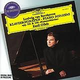 """Beethoven : Sonates pour piano n° 28, op. 101 et n° 29, op. 106 """"Hammerklavier"""""""