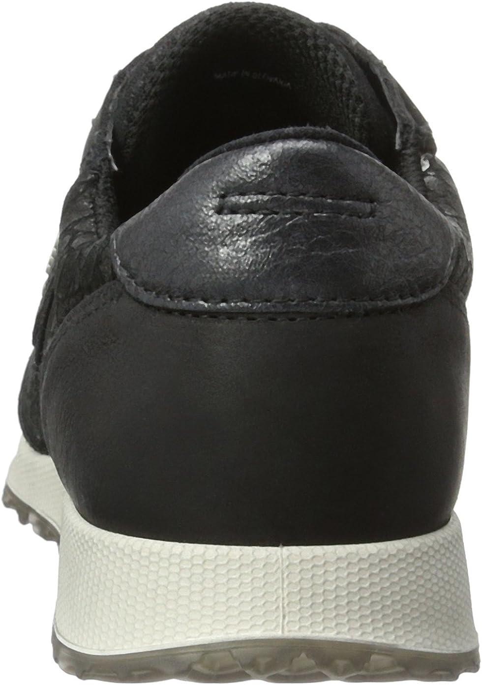 ECCO Damen Sneak Ladies Sneaker Schwarz 50046black Black Black Black