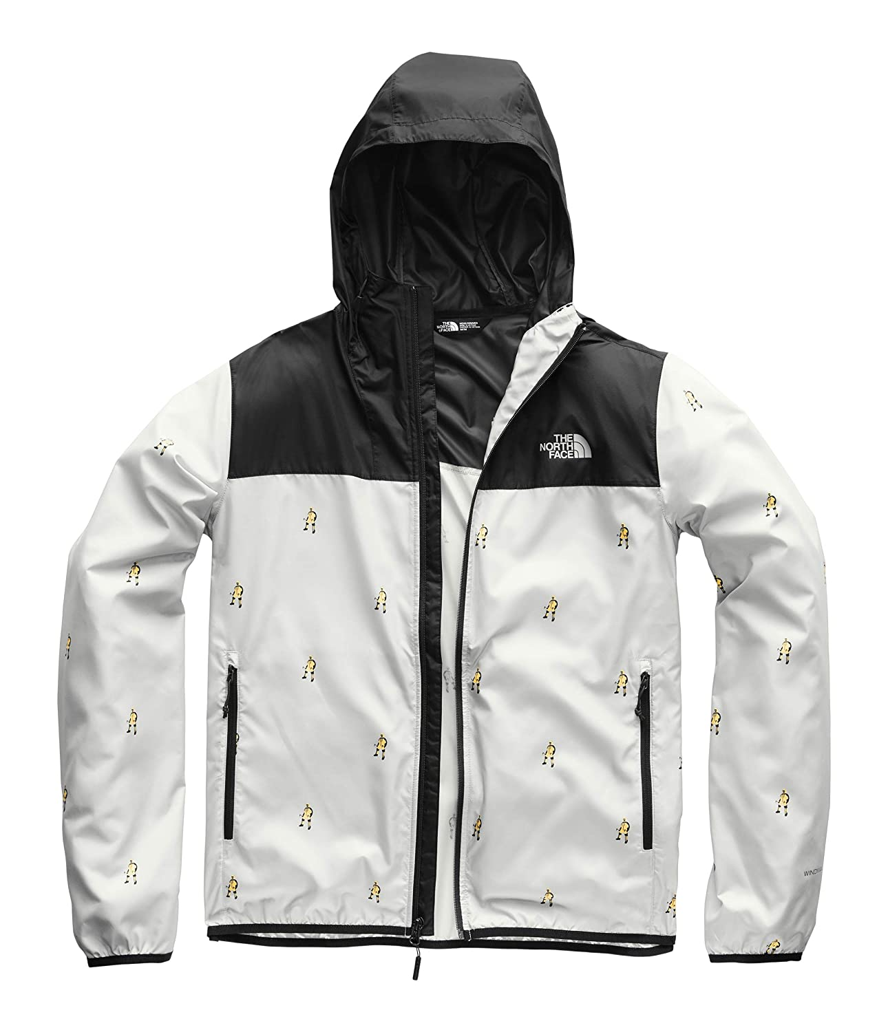 abda9c47f The North Face Men's Printed Cyclone Hoodie at Amazon Men's Clothing ...