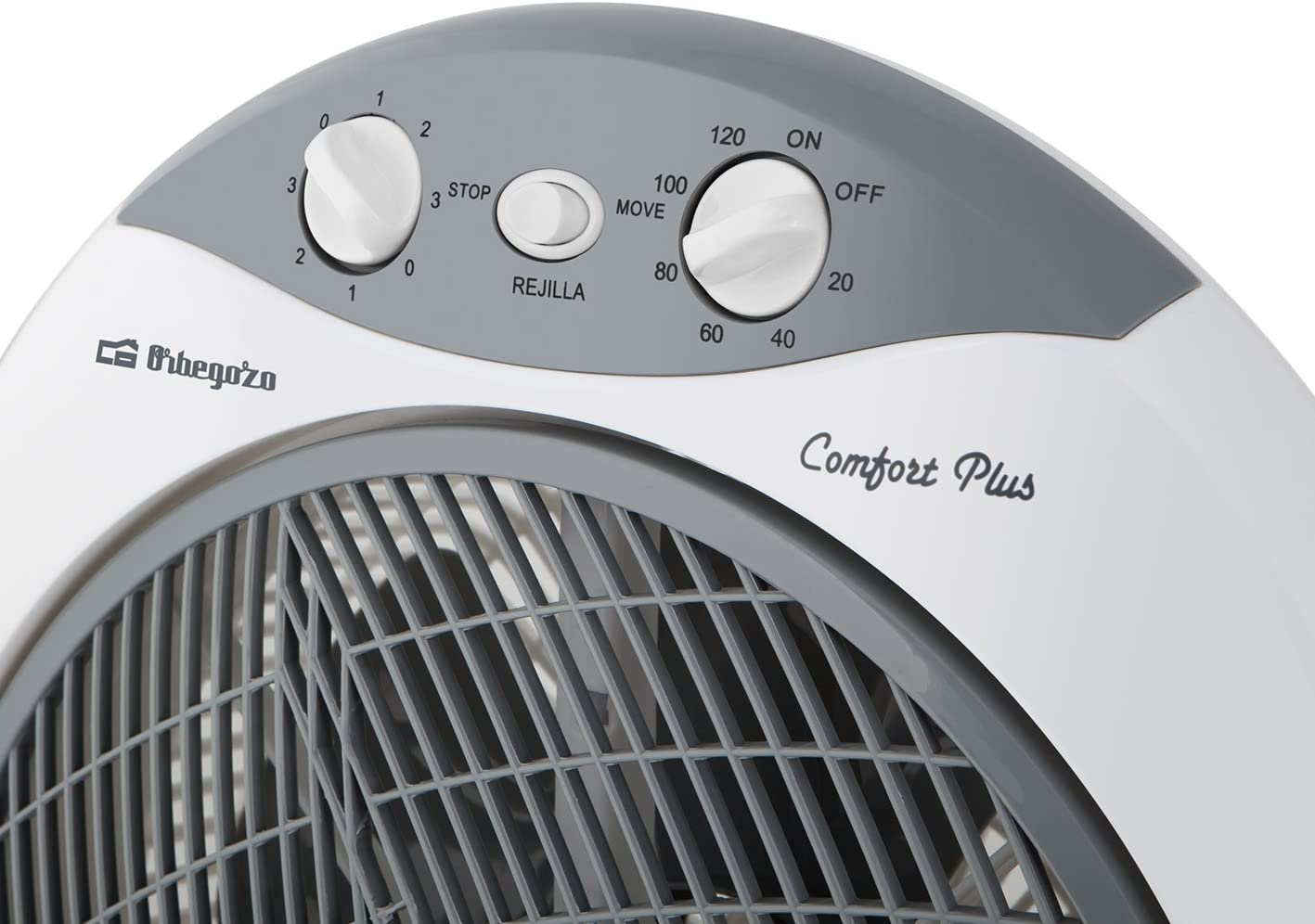 Orbegozo BF 0137 Ventilador Box Fan, 45 W: Amazon.es: Hogar