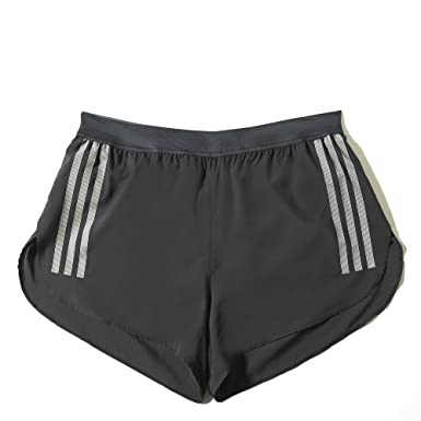watch 40707 d8963 adidas - adizero Climacool Split Shorts - Black - L: Amazon ...