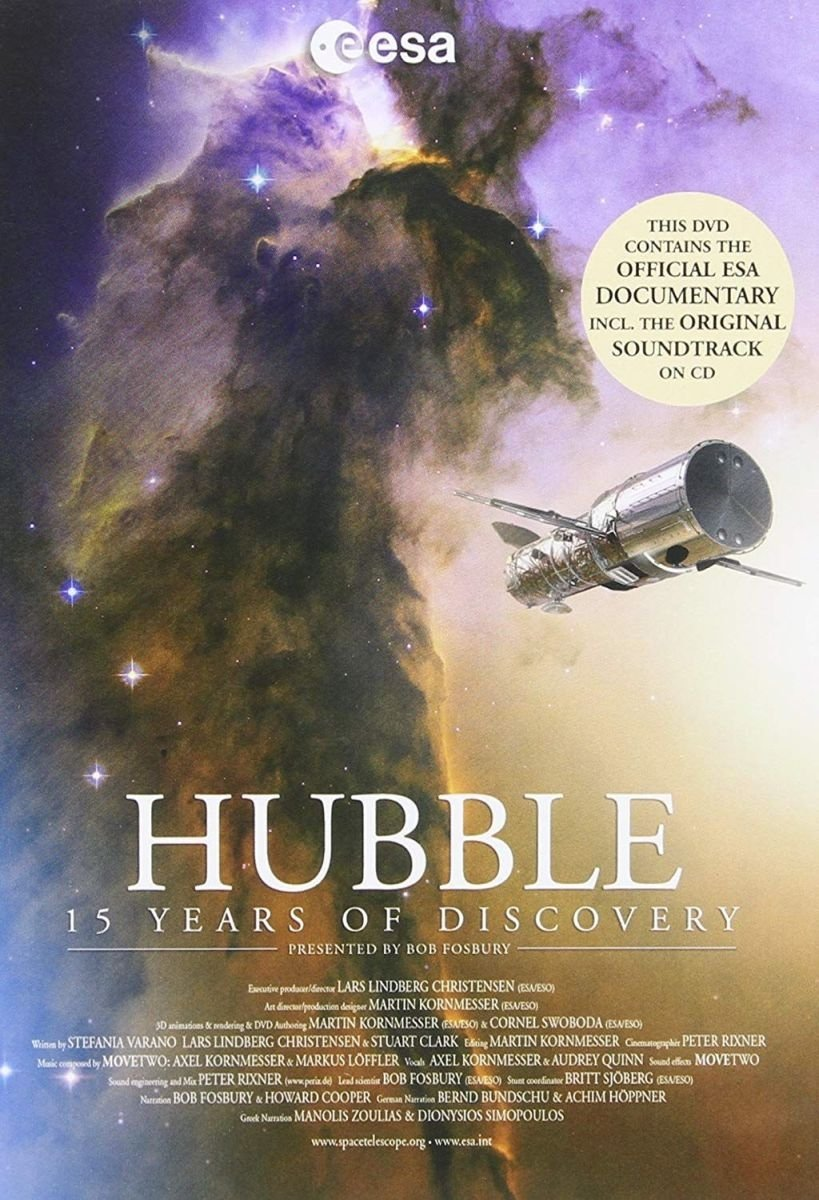 DVD : HUBBLE - 15 YEARS OF DISCOVERY - Hubble: 15 Years Of Discovery (DVD)