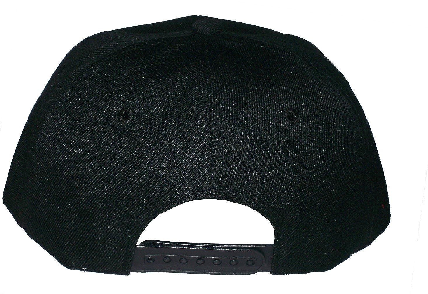 c6c63b0d5df55 Amazon.com  Rob sTees Taylor Gang All Star Black Wiz Khalifa Snapback Hat  Cap  Clothing