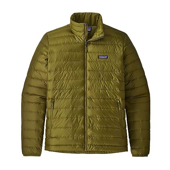Patagonia Herren M's Down Sweater Jacket: : Bekleidung