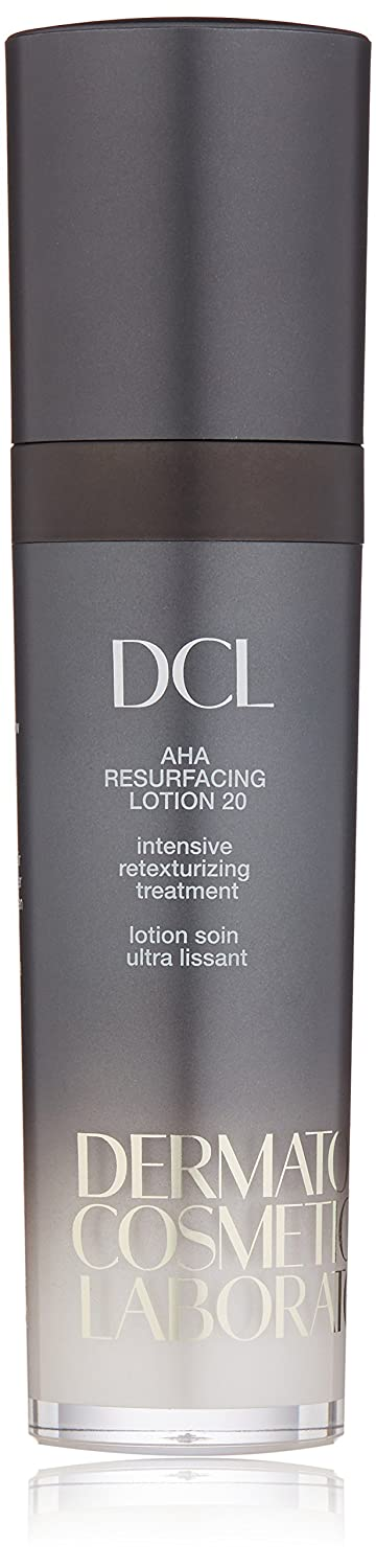 Dermatologic Cosmetic Laboratories AHA Resurfacing Lotion 20, 1.7 Fl oz
