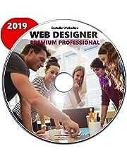 Web Designer Premium Professional GX10 Erstellen Sie Websites, für Windows 10 / 8.1 / 7