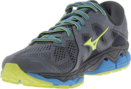 Mizuno Wave Sky 2, Zapatillas para Hombre, Multicolor (O Blue/Yellow/Black 001), 40 EU: Amazon.es: Zapatos y complementos