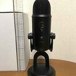 Amazon Co Jp カスタマーレビュー Blue Microphones Yeti Usb コンデンサー マイク Blackout Edition イエティ ブラック Bm400bk Pc Mac Ps4 Usb ストリーミング 配信 ストリーマー テレワーク Web会議 国内正規品 2年間メーカー保証