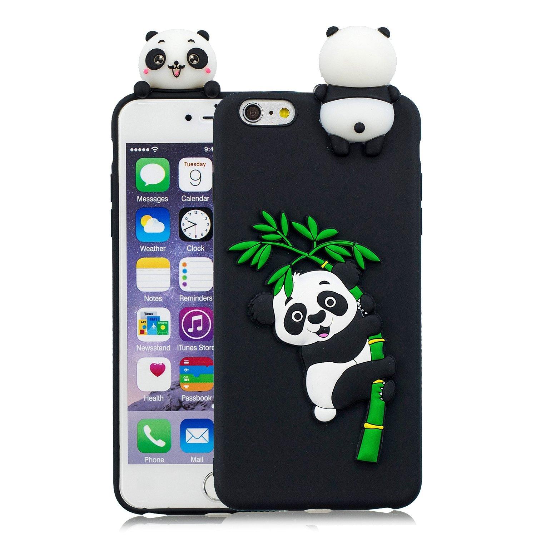 Panda noir