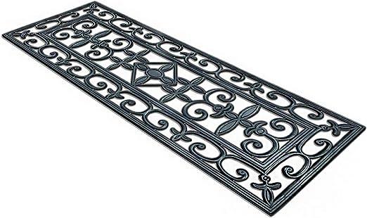 1 St/ück, 25x65 cm einzeln oder im Set verschiedene Gr/ö/ßen Floordirekt Relief Gummimatten
