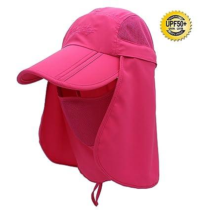 1b09414149f Amazon.com   Mengar Fishing Hat