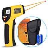 Innens Dual Laser Infrared Thermometer Non-Contact Digital Temperature Gun -50℃ ~ 650