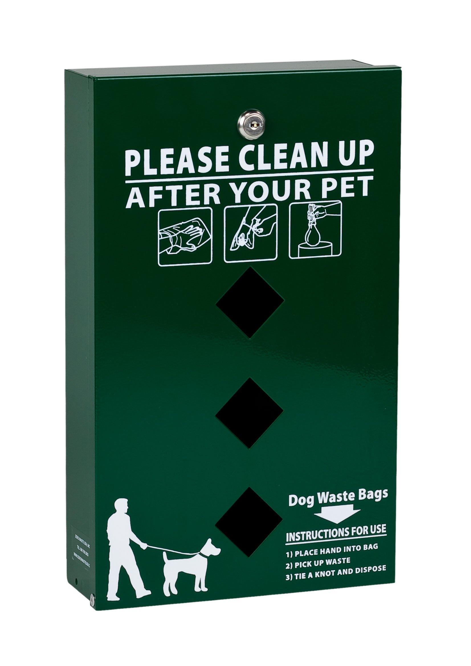 Dog Waste Roll Bag Dispenser by Zero Waste USA
