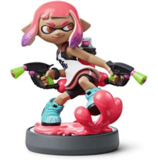 Amazon Com Nintendo Amiibo Pearl Marina 2 Pack Splatoon 2