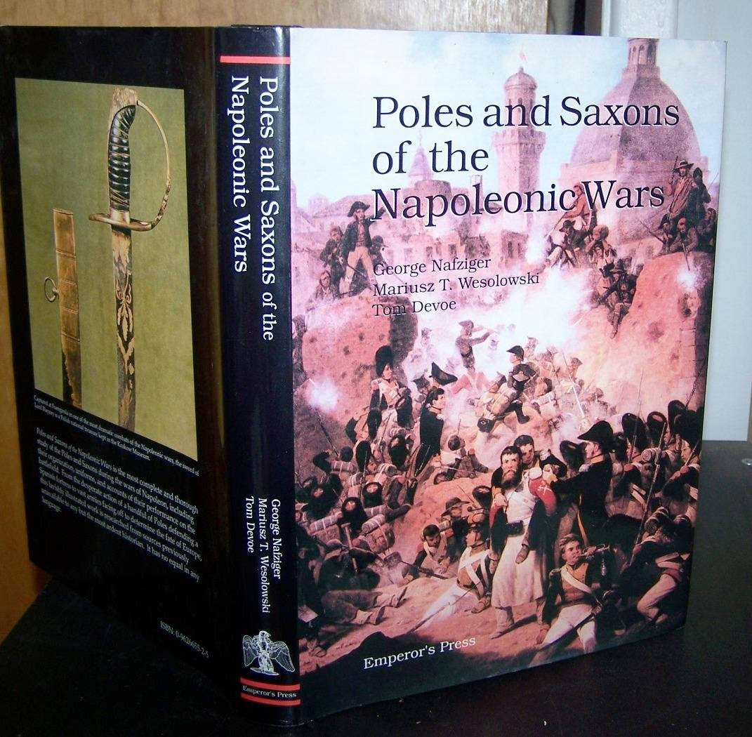 POLES And SAXONS IN NAPOLEONIC WARS