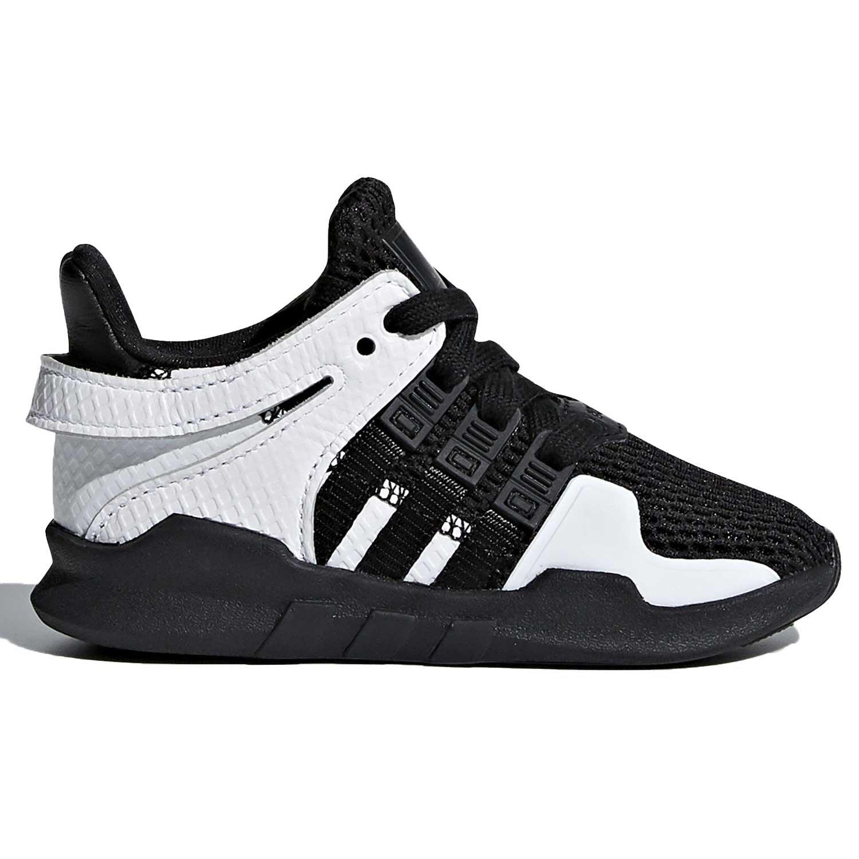 online retailer e1342 65eb3 Amazon.com | adidas EQT Support ADV I Kids Black/White ...