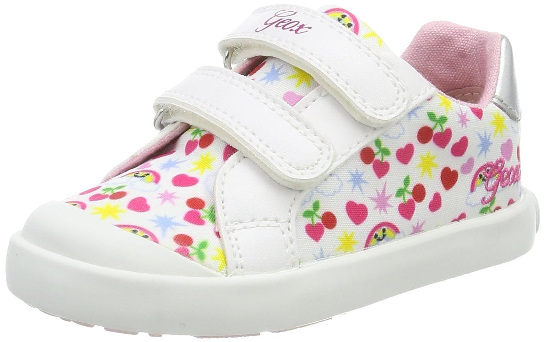 Geox B Kilwi C, Sneakers Basses bébé Fille B82D5C