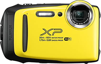 Amazon.com: Fujifilm FinePix XP130 - Cámara digital ...