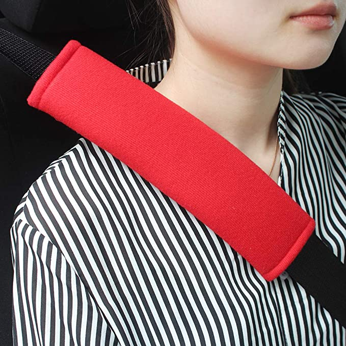 Fashionable Seat Belt Covers for All Car Seats//Pushchair//Stroller Salabomia Camouflage Car Seat Straps Shoulder Pads for Mens Womens Super Soft Backpack Shoulder Strap Pad Covers