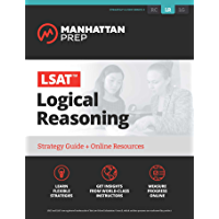 LSAT Logical Reasoning: Strategy Guide + Online Tracker (Manhattan Prep LSAT Strategy Guides) (English Edition)