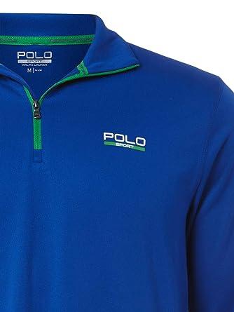 POLO SPORT Men Longsleeve Royal Blue: Amazon.es: Ropa y accesorios