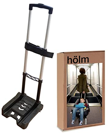 Holm Airport Car Seat Stroller Travel Cart And Child Transporter A Carseat Roller For Traveling
