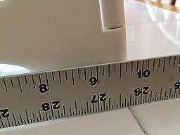 Amazon Com Rubbermaid Rm Pl1w Folding 1 Step Plastic