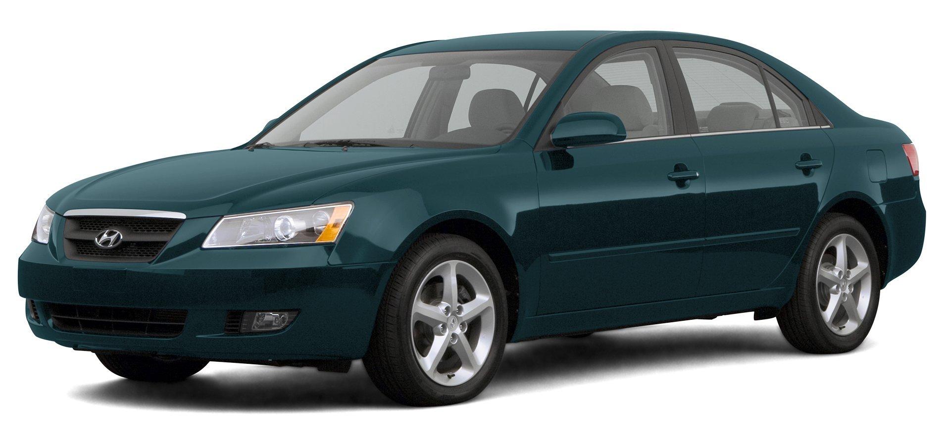2007 hyundai sonata gls 4 door sedan automatic transmission