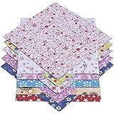 Papel de Origami 15 x 15 cm en el 12 Diferente Colores y Modelos (72 hojas)