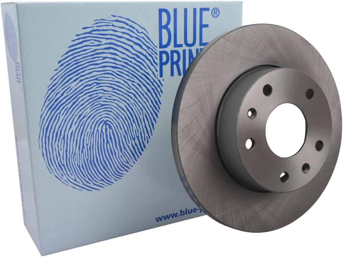 No of Holes 5 Blue Print ADJ134329 Brake Disc Set full 2 Brake Disc front